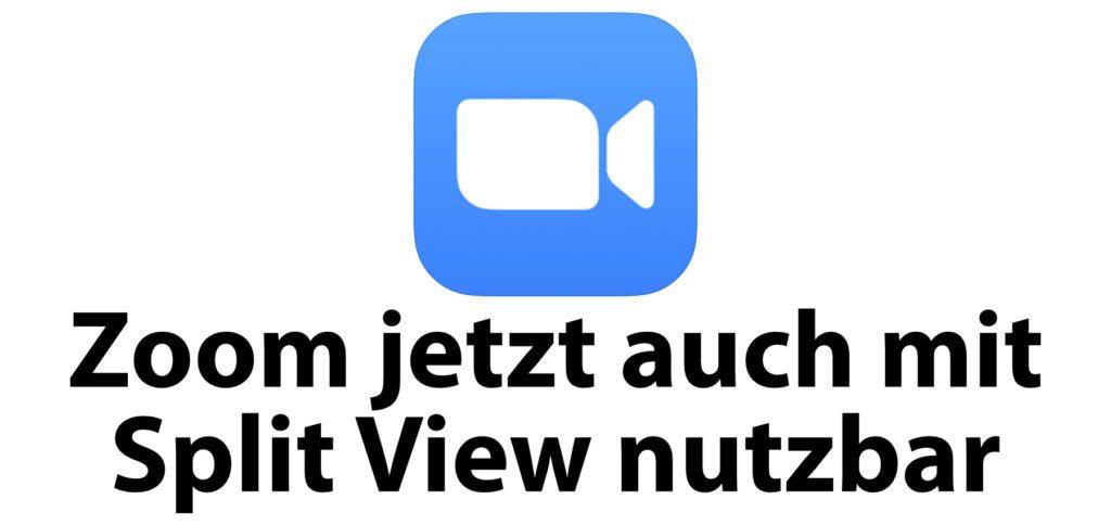 Zoom iPad App: Der Kamerazugriff bleibt jetzt bei Split View bestehen. Was für Nutzer/innen gut ist, bringt Kritik von Entwickler/innen ein. Details zum Thema findet ihr in diesem Beitrag.