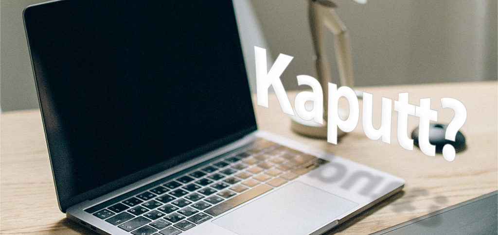 iMac oder Mac startet nicht und das Display bleibt schwarz. Mit diesen Tipps und Tricks prüft ihr, ob der Apple Mac kaputt ist oder ein behebbarer Fehler vorliegt. Gibt es einen Bildschirm-Schaden oder ein fehlerhaftes Logicboard, hilft Sadaghian.