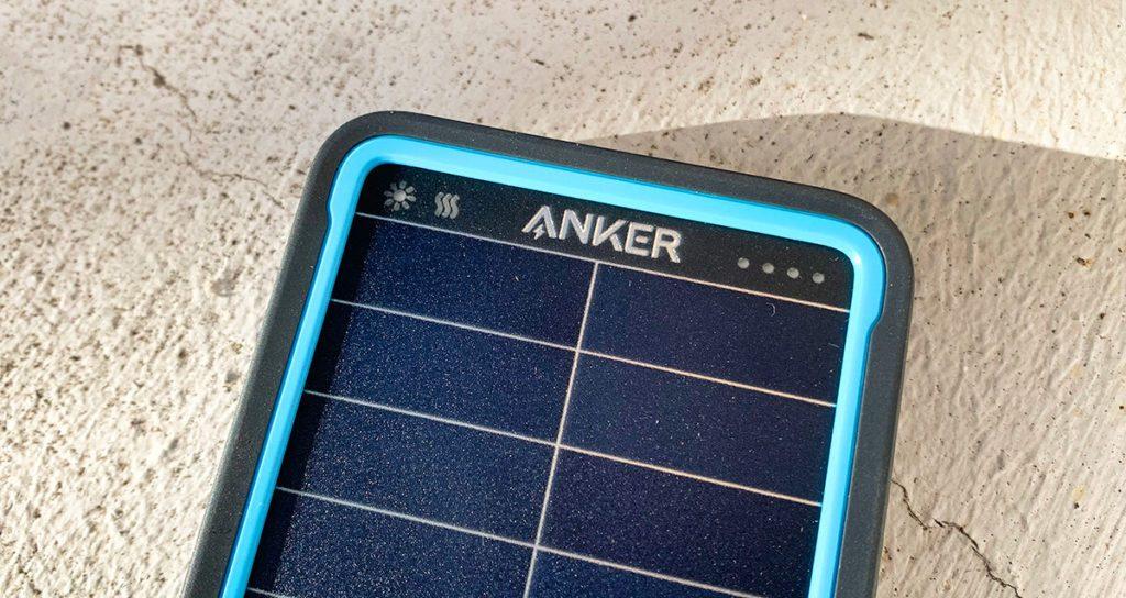 Die Solar-Powerbank von Anker war mein Testobjekt, aber im Prinzip gelten die Ergebnisse für alle Geräte dieser Kategorie (Fotos: Sir Apfelot)..