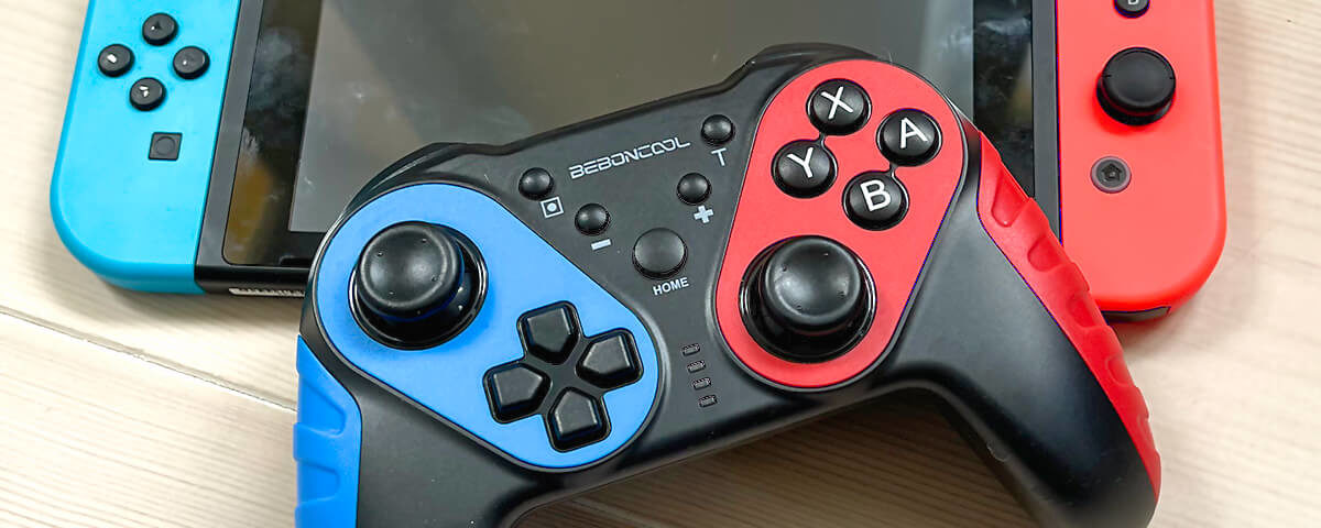 My pick: Switch Controller from Beboncool