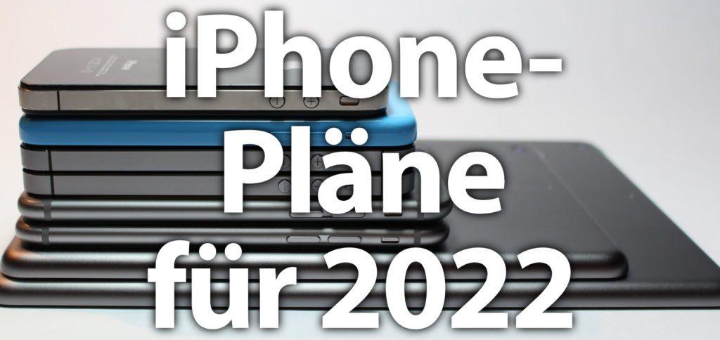 Ming-Chi Kuo gibt wieder Hinweise auf kommende iPhone-Modelle: in 2022 soll es demnach ein neues iPhone SE sowie vier Haupt-Modelle mit Touch ID im Display geben.