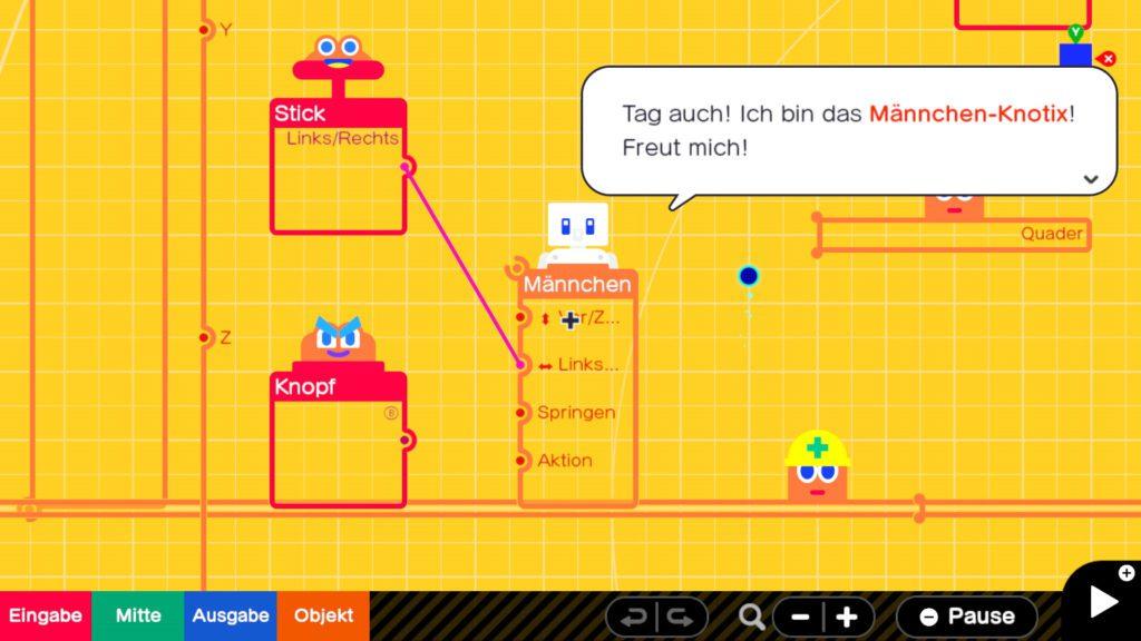 Das Nintendo Spielstudio für die Nintendo Switch könnt ihr im eShop herunterladen. Zum Einstieg gibt es eine kostenlose Demo. Guthaben für den Kauf findet ihr u. a. bei Amazon (s. Links im Beitrag).