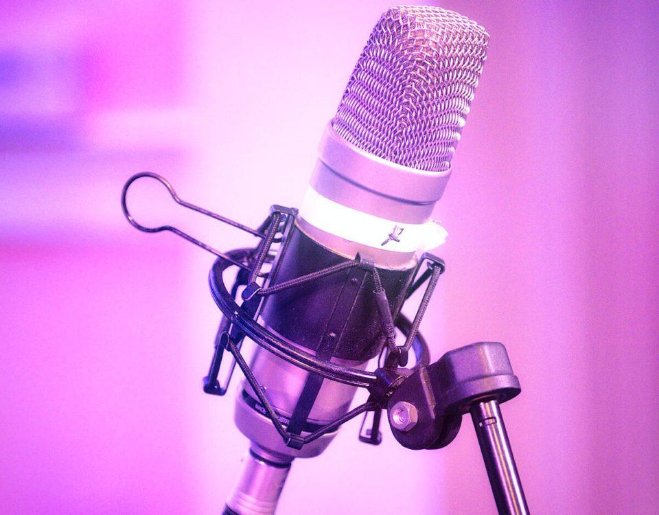 Podcast bei Apple anmelden