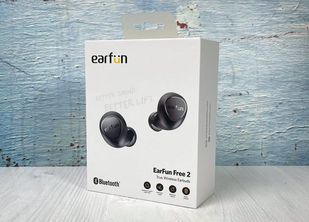 Die EarFun Free 2 werden in diesem Testbericht näher unter die Lupe genommen – mal schauen, wie sie sich schlagen (Fotos: Sir Apfelot).