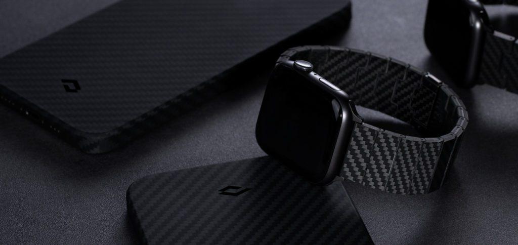 Pitaka stellt Apple Watch Armbänder aus Kohlefaser vor: Alle Details und Angebote für die Carbon-Armbänder für die Apple Watch 1, 2, 3, 4, 5, 6 und SE findet ihr hier.