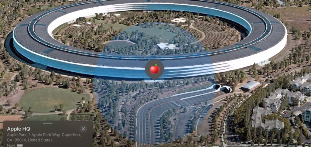 One of the three AirTags was sent to Tim Cook in Apple Park. It was there, too, and there was a reply by post. In the videos on this page you can see what happened to the AirTag letters to SpaceX and to North Korea.