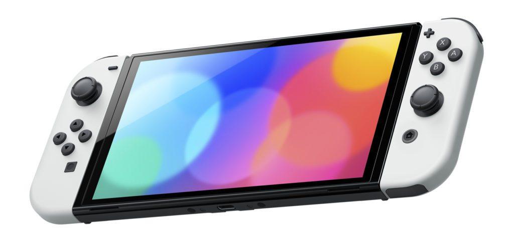 Nintendo Switch OLED-Modell – Nintendo hat zum 6. Juli 2021 die neue Revision der 2017 erstmals veröffentlichten Konsole vorgestellt. Hier findet ihr die technischen Daten, das Release-Datum, den Preis und mehr.