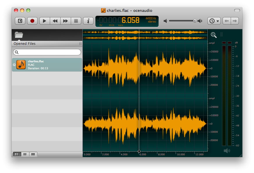 Ocenaudio is the simplest Audacity alternative on our list. However, the free app has enough options to implement hobby projects at home.