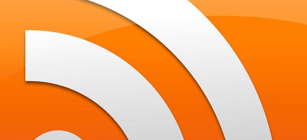 Create an RSS feed manually