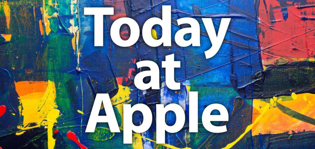 Mit den Today at Apple Creative Studios hat Apple im Juni angefangen, weltweit Jugendliche und professionelle Kreative zusammen zu bringen. Neben den Vor-Ort-Sessions gibt es aber auch Online-Kurse sowie seit neuestem auch YouTube-Videos.