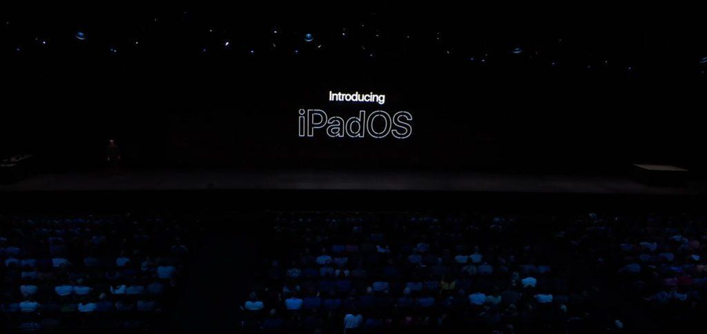 Auf der WWDC19 Keynote wurde iPadOS im Juni 2019 vorgestellt.