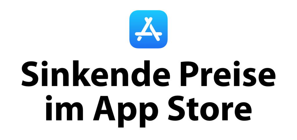Apps aus dem Apple App Store sowie die entsprechenden In-App-Käufe werden in den kommenden Tagen günstiger – im Euro-Raum, in UK und Südafrika. Apple teilt dies vermittels einer Developer News mit.