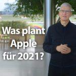 Apple September-Keynote 2021 – Alle Produkte, die wir erwarten