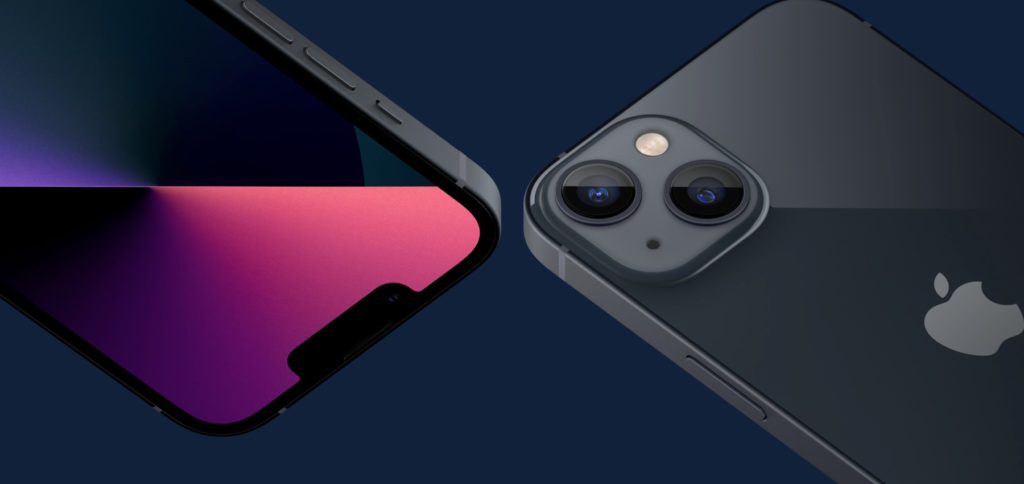 Hier findet ihr die wichtigsten technischen Daten des iPhone 13 und iPhone 13 mini von Apple. Neu sind der A15 Bionic Chip, der Cinematic Mode für die Dual-Kamera, die 512 GB Speicher-Größe sowie weitere Specs und Features.