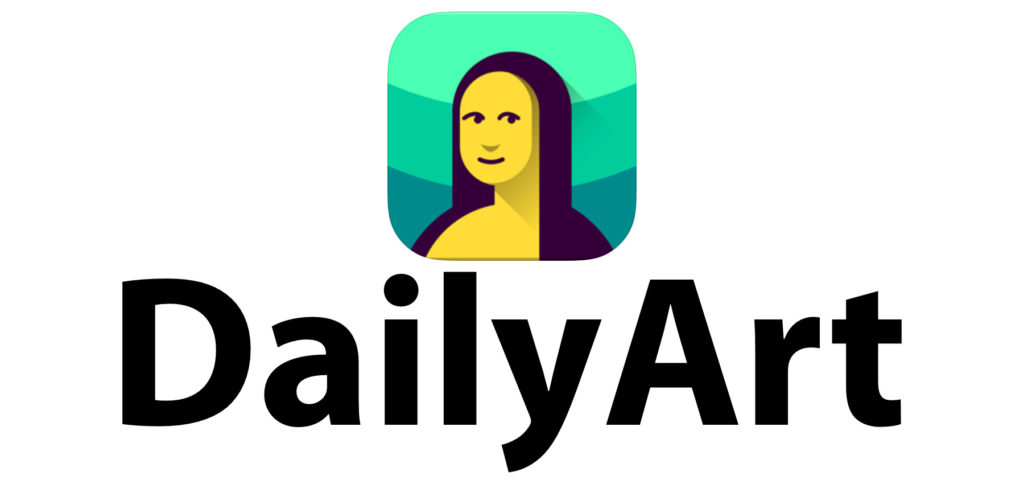 DailyArt is an art and art history app for iOS and Android. In addition to the daily dose of art, you will receive information about artists, works of art and museums. The PRO version costs 5,99 euros.