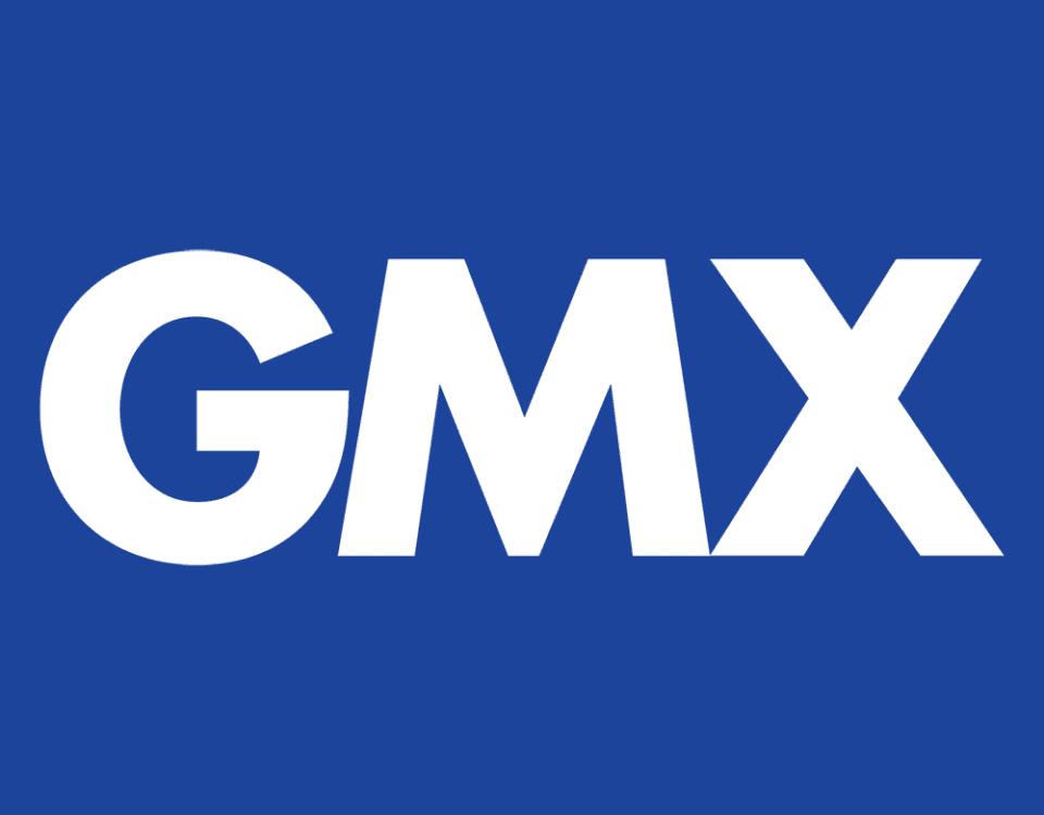 GMX.de Login Logo