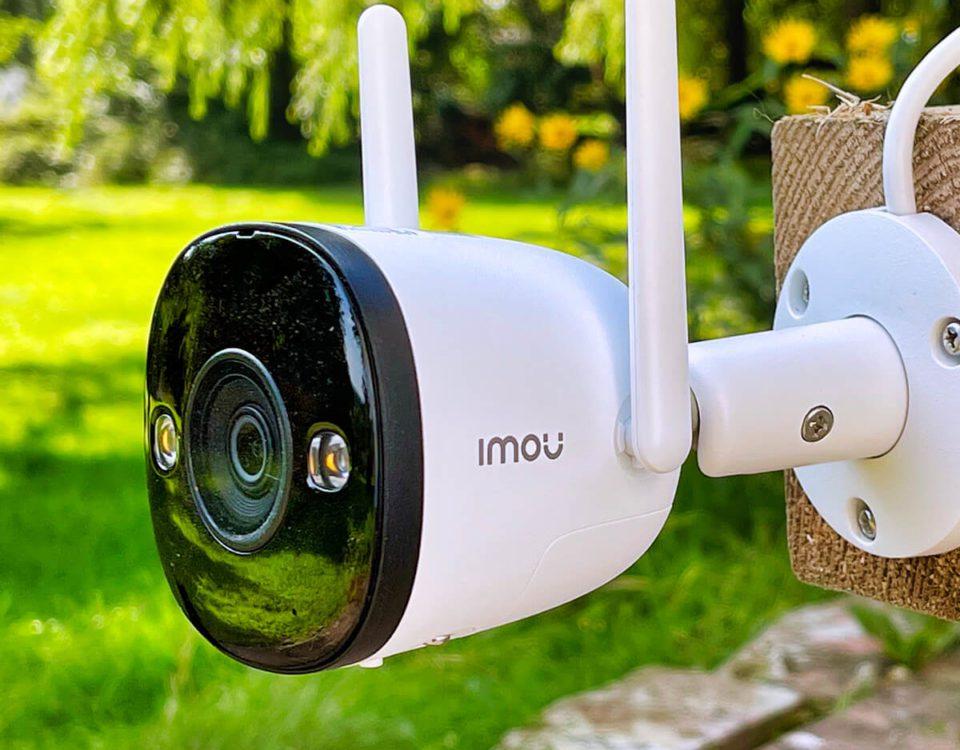Im Test – die Imou Bullet 2E IP-Überwachnungskamera