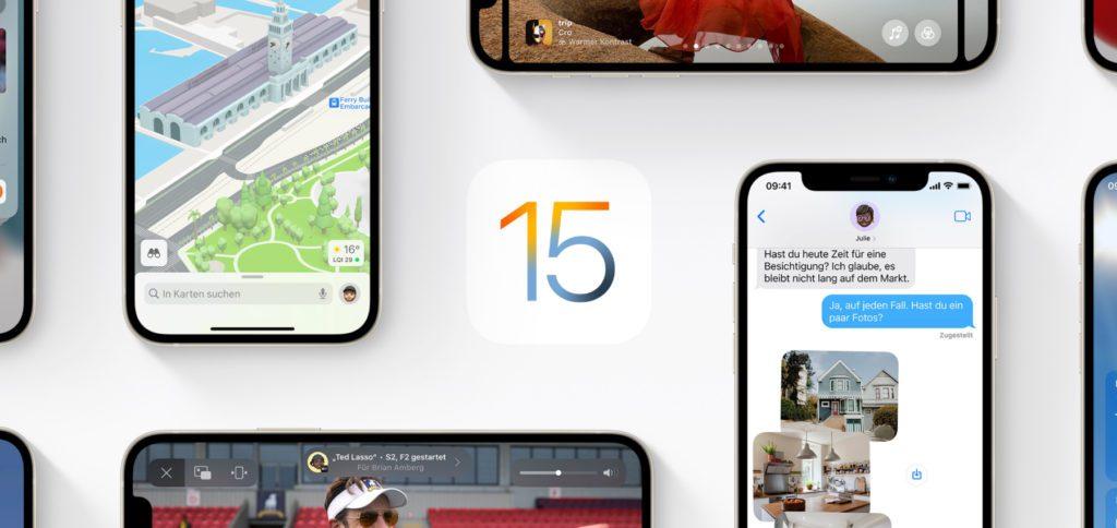 Das neue mobile Betriebssystem iOS 15 für das Apple iPhone verspricht spannende neue Funktionen. Doch wie funktioniert das Upgrade, was sollte man vorher beachten und wie kann man Probleme nach der Aktualisierung lösen? Hier findet ihr alle Antworten!