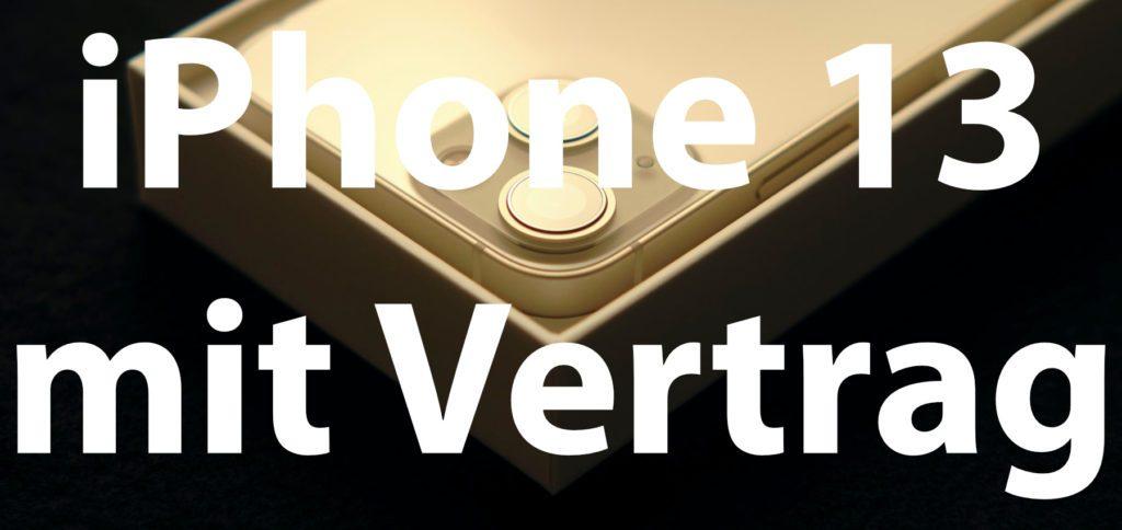 Das iPhone 13 mit Vertrag kaufen bringt euch nicht nur ein günstigeres Smartphone, sondern auch Mobilfunk für Telefonie, SMS und Internet. Hier findet ihr Angebote für das Apple iPhone 13 mini, 13, 13 Pro und 13 Pro max.