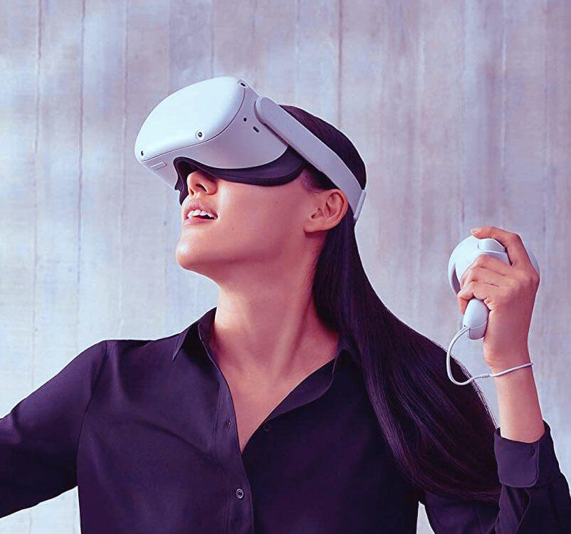 Oculus Quest 2 kaufen auf Amazon.fr