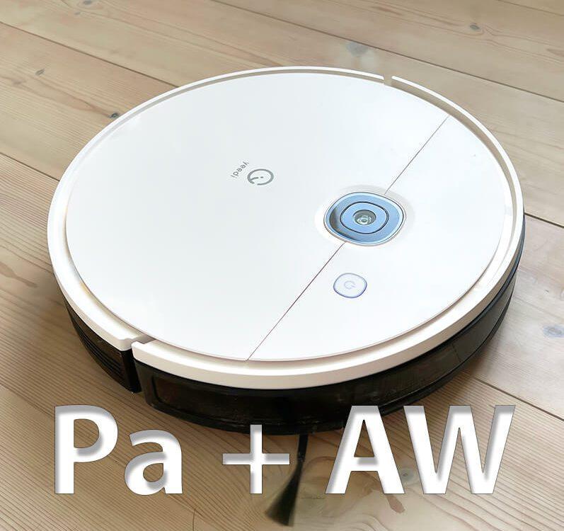 Saugkraft Saugleistung Pa kPa AW Air Watt