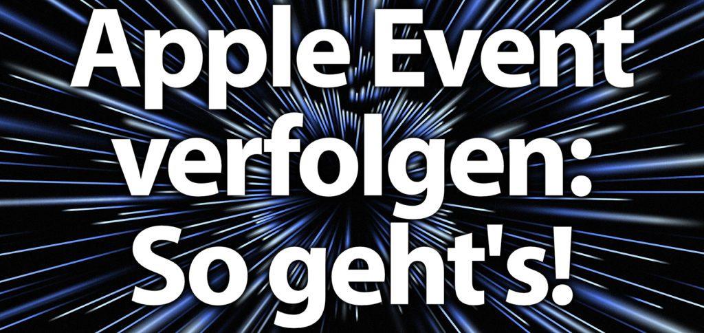 Wenn ihr das Apple Event heute Abend live anschauen wollt, gibt es dazu mehrere Möglichkeiten. Ihr könnt die Oktober Keynote 2021 auf der Webseite des iPhone-Herstellers schauen, bei YouTube streamen und über Apple TV verfolgen.