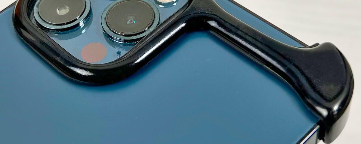 Arc Pulse Design Case iPhone Test