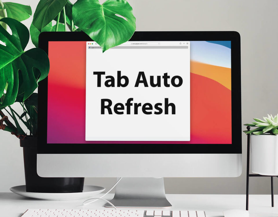 Browser-Extension Tab Auto Refresh