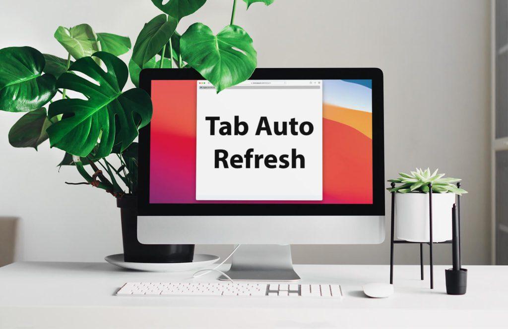 Tab Auto Refresh läuft am Mac unter Firefox, Opera, Chrome und dem Internet Explorer, aber ist nicht für Safari verfügbar (Foto: Sir Apfelot/Placeit).